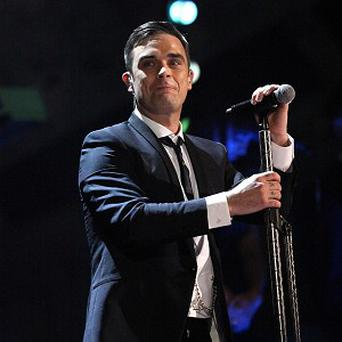 Robbie Williams will be among the stars supporting Help For Heroes