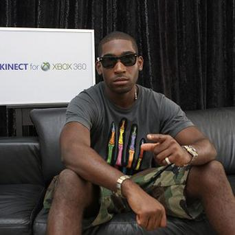 Tinie Tempah was pleased to learn that Prince William was a fan