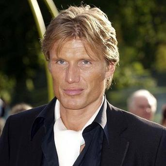 Dolph Lundgren is hoping to direct a film with Steven Seagal