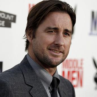 Luke Wilson said he can get nervous about seeing his new films