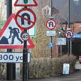 Many motorists lose their way when it comes to understanding road signs, a poll has shown