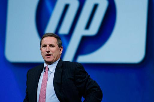 Mark Hurd, former chief executive of Hewlett-Packard. Photo: Getty Images