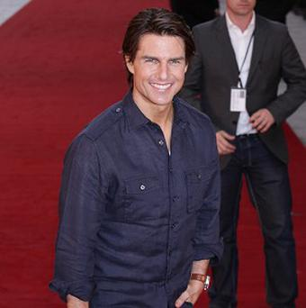 Tom Cruise says he found filming one of the stunts in Knight And Day 'intense'