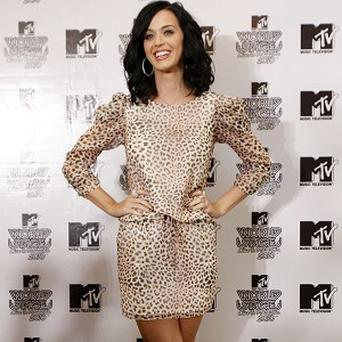 Katy Perry has received a legal complaint from the Beach Boys' record company