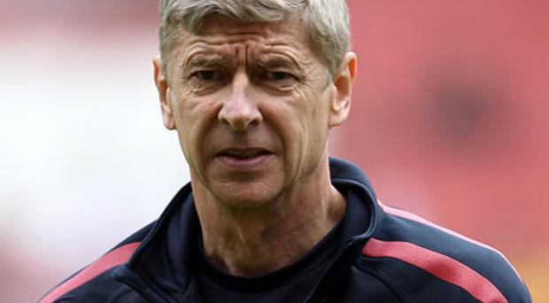 'I believe we have a good chance. The most important thing is that we have that belief,' Wenger said.