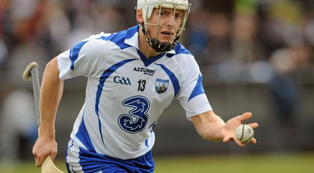 Waterford skipper Stephen Molumphy insists teamwork and work-rate have been the key to his side's success this season.