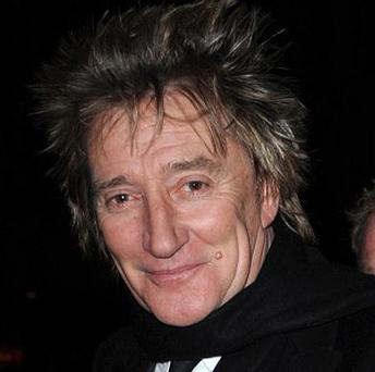 Rod Stewart is set to become a father again