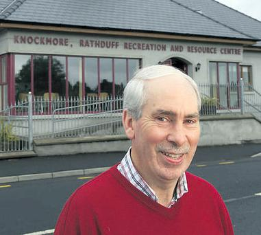 Through Brendan Boland's hard work, and that of his 10 workers, the Mayo Community Services Programme at Knockmore is providing older locals with a chance to participate in an activity or two, make use of minor healthcare services, like chiropody, and chat with others