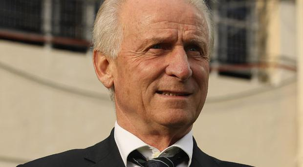 Giovanni Trapattoni. Photo: Getty Images