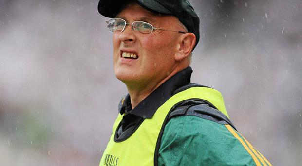 Meath manager Eamonn O'Brien's tactics against Kildare must be called into question in any analysis of what went wrong for Royals.