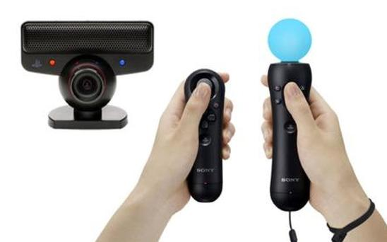 Sony's PlayStation Move motion controller