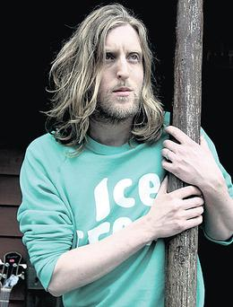 Andy Burrows he's on track to have the album of the year with his new project