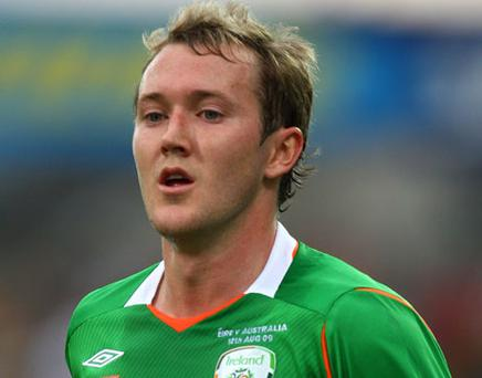 Aiden McGeady. Photo: Getty Images