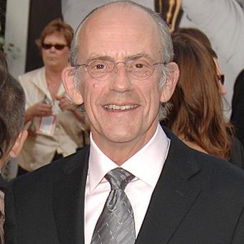 Elisabeth Shue was chuffed to be working with Christopher Lloyd again