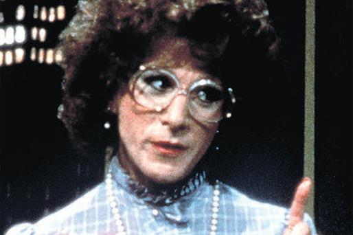 In the file 'Tootsie' actor Dustin Hoffman plays actorMichael Dorsey,who, in a bid to get a role, transforms himself into Dorothy Michaels. But is Dorothy an actor or an actress?