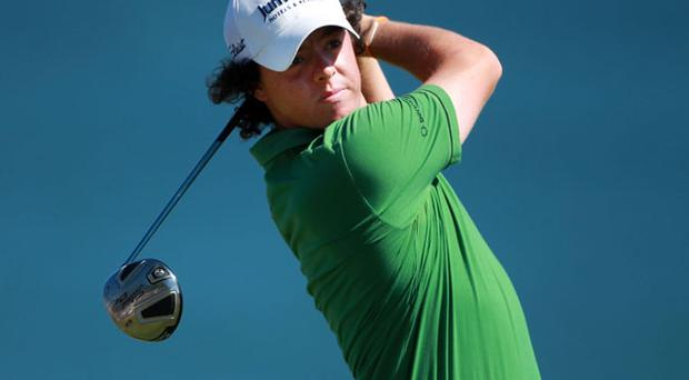 Rory McIlroy came joint third. Photo: Getty Images