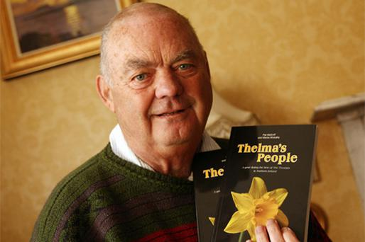 Pat McEniff: steamy novel set in two border counties