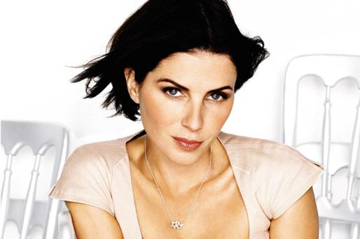 Actress and fashion designer Sadie Frost