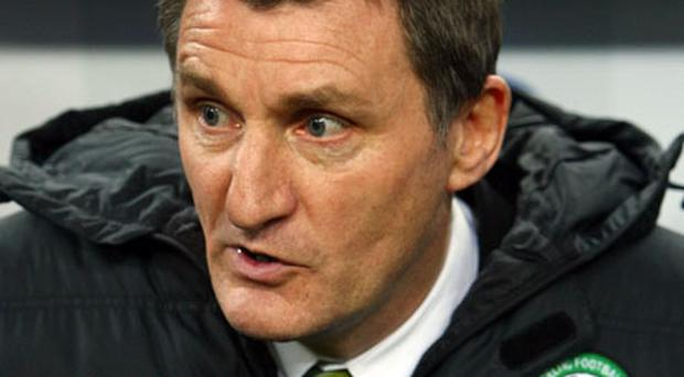 Former Celtic manager Tony Mowbray. Photo: Getty Images
