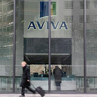Investors may start pushing for the breakup of Aviva because the units may be worth more than the value of the group . Photo: Getty Images