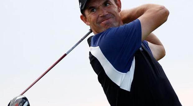 Padraig Harrington has not made into the top nine after missing the cut at Whistling Straits. Photo: Getty Images