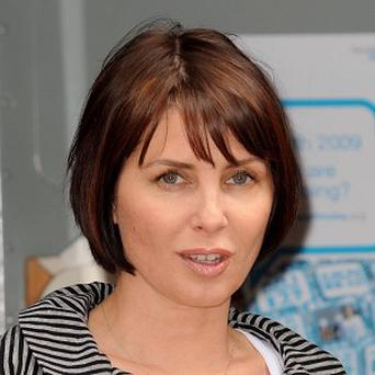 Sadie Frost has spoken of her struggle with depression during her marriage