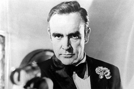 John Le Carre saw 007 as a gangster selling his services for beautiful women and dry martinis