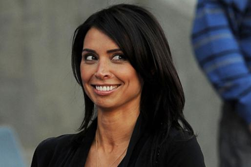 Christine Bleakley is not a morning person. Photo: Getty Images