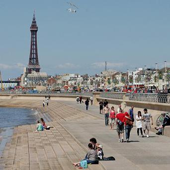 Researchers claim Blackpool will attract hundreds of thousands of visitors on the back of the Seasiders' football success