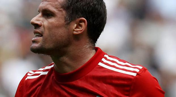Jamie Carragher - 'I expect an improvement on last season and hopefully that will get us in there.' Photo: Getty Images