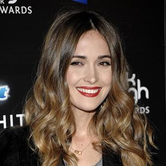 Rose Byrne has had fun making Bridesmaids