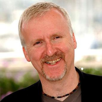 James Cameron will be underwater on his 56th birthday