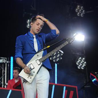 Mark Ronson And The Business International will play a free gig in Belfast