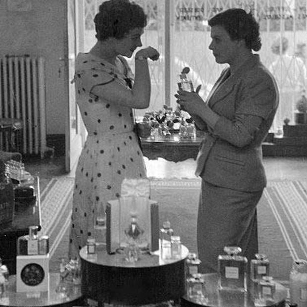 The fragrance industry has moved with the times to reflect the zeitgeist through its perfumes and tempt women