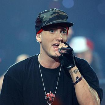 Eminem's Recovery has returned to the top of the album chart