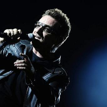 Bono reportedly started smoking again while he recovered from his back surgery