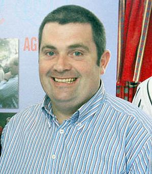 Chairman of Macra na Feirme's agricultural affairs committee, Kieran McEvoy, favours a SFP based on farm activity