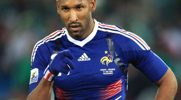 Nicolas Anelka. Photo: Getty Images