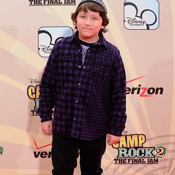 Frankie Jonas enjoyed working with his famous older brothers
