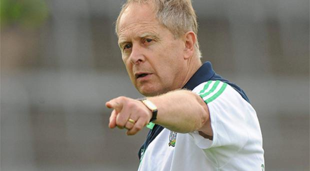 Mickey Ned O'Sullivan will not be seeking another term in charge of Limerick