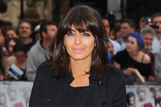 Claudia Winkleman says she doesn't know when she will find time to sleep. Photo: Getty Images