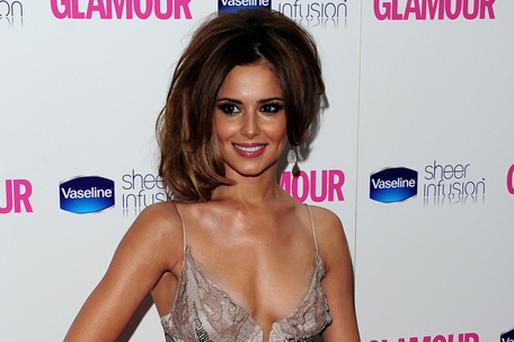 Cheryl Cole come back to X Factor after malaria. Photo: Getty Images