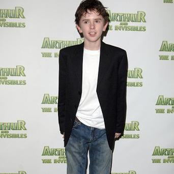Freddie Highmore got four A*s in his A-levels