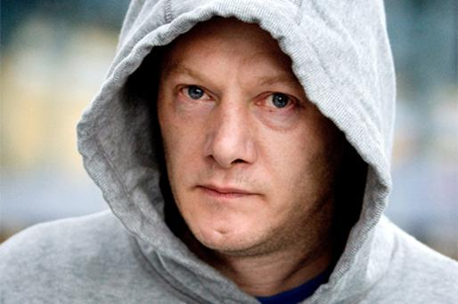 HIDING: Rapist Larry Murphy says he fears for his safety