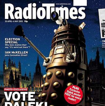 Researchers are poring over thousands of back copies of the Radio Times.