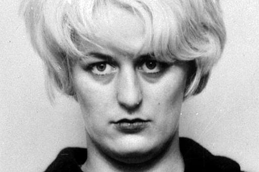 DEVOID OF SYMPATHY: Murderer Myra Hindley dismissed the mother of one of her victims as 'Mrs Pain in the Neck'