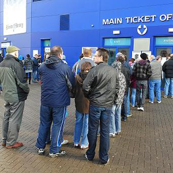 It takes twice as long to reach the front of a queue, a new survey has revealed