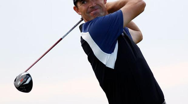 Padraig Harrington needs a wild card for the Ryder Cup. Photo: Getty Images
