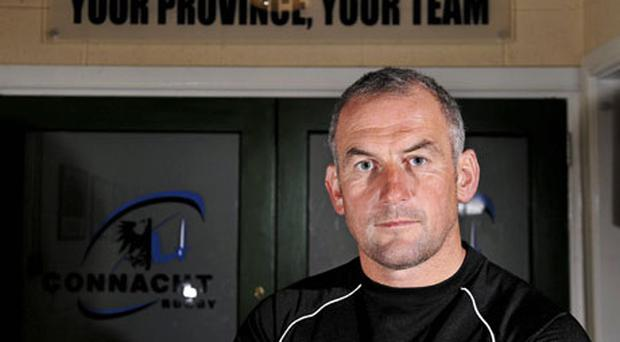 Connacht head coach Eric Elwood is likely to face many more tough challenges this season.