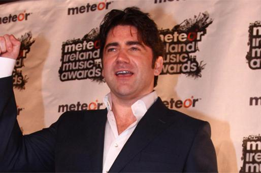 Brian Kennedy will be among the stars in the 'Beauty and the Beast' charity production. Photo: PA